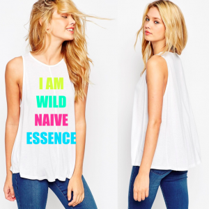 I AM WILD NAIVE ESSENCE